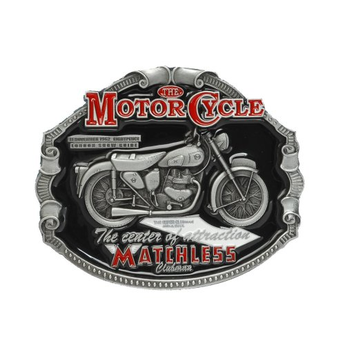 MATCHLESS Officially Licensed Belt Buckle