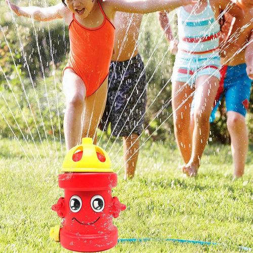Kids Fire Hydrant Water Sprinkler