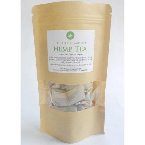 Hemp Tea from the hemp garden | 20 bags