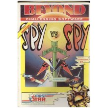 Spy Vs Spy for Commodore 64 from Beyond Software