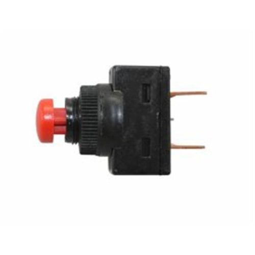 The Best Connection JTT2683F 10 A 12 V Red Push Starter Momentary Switch