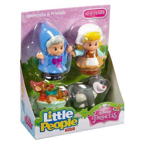 Disney Princess Cinderella & Friends (FisherPrice) Little People