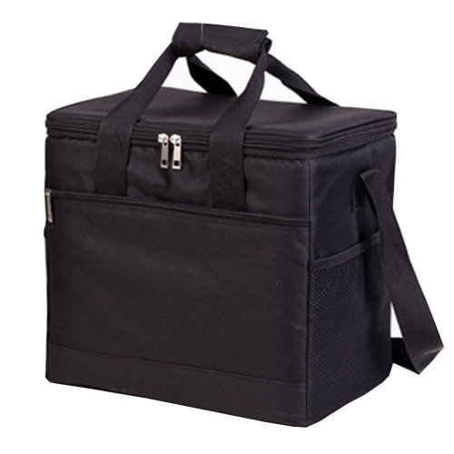 Outdoor Picnic Bag 20L  Large Soft Cooler Insulated Picnic Lunch  Bag for Grocery, Camping, Car, A