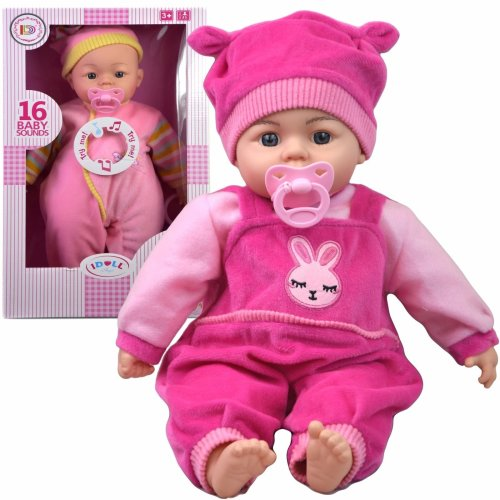 "18"" Soft Bodied Baby Doll 