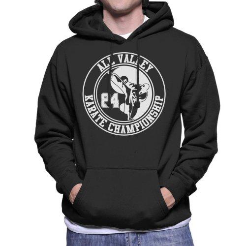 All Valley Championship 84 Karate Kid Men's Hooded Sweatshirt
