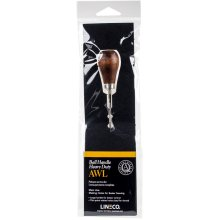 Lineco Awl Heavy Duty-Large Point W/Wooden Ball Handle