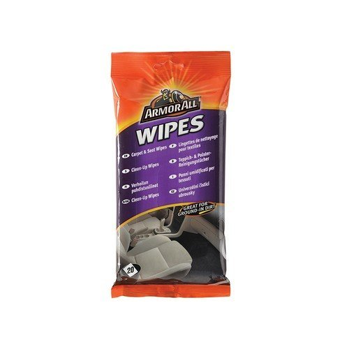 ArmorAll AA38020ML All Round Wipes Pouch of 20
