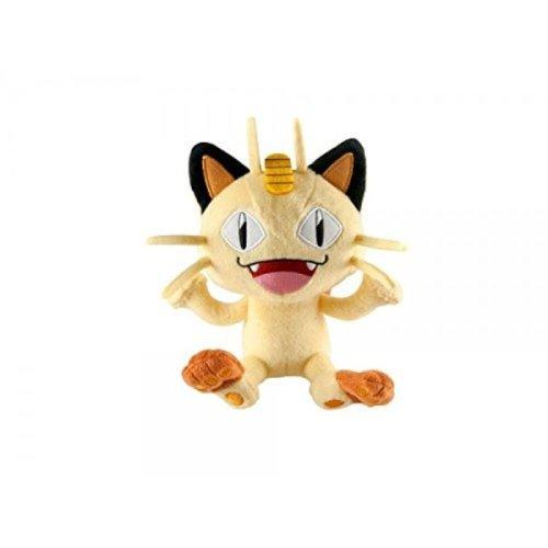 Pokemon Meowth 7 Inch Plush Stuffed Animal
