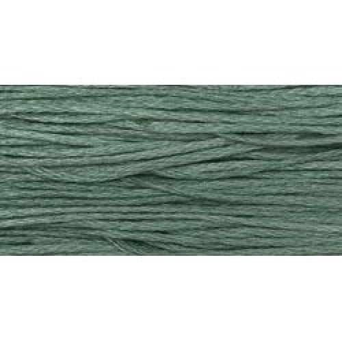 Weeks Dye Works 6-Strand Embroidery Floss 5yd-Teal Frost