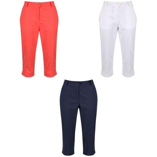 Regatta Womens/Ladies Maleena Capri 3/4 Trousers