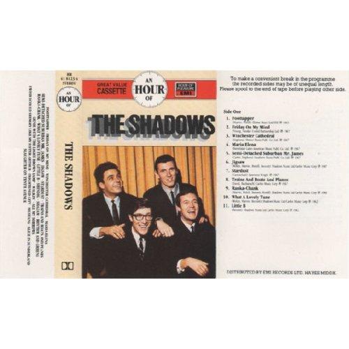 An Hour of The Shadows [Audio Cassette] Shadows