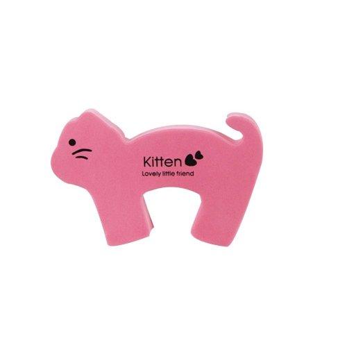 5Pcs Lovely Pink Cat Decoration Door Shield Door Stop/Holder