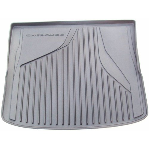 Jeep Cherokee Moulded Cargo Liner Boot Tray 82214032 2014 Onwards