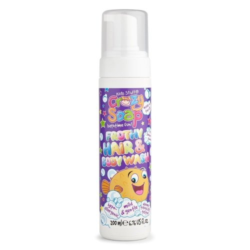 Kids Stuff Crazy Soap ~ Body and Hair Wash