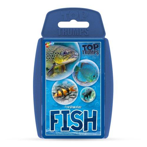 Top Trumps Card Game Fish
