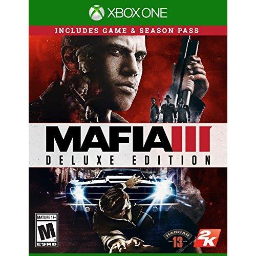Mafia III Deluxe Edition Xbox One