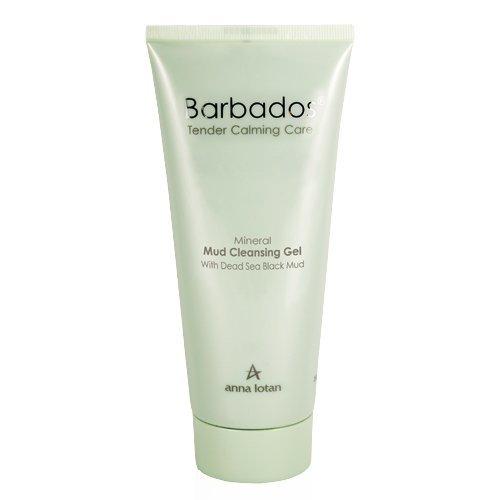 Anna Lotan Barbados Cleansing Gel Dead Sea Black Mud 200ml 6.8fl.oz