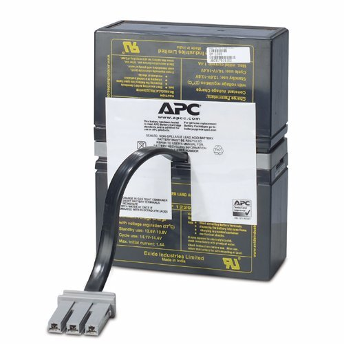 APC Replacement Battery Cartridge #32 Sealed Lead Acid (VRLA) rechargeable battery