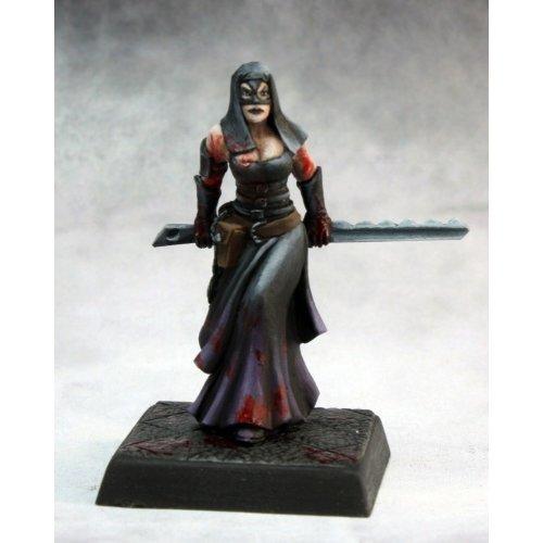 Reaper Pathfinder 60153 Dungeon Torturer