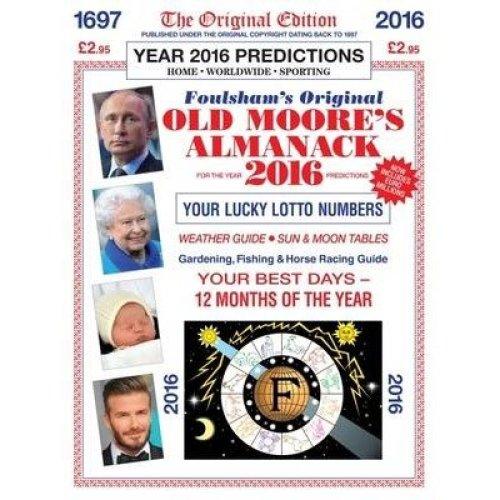 Old Moore's Almanack 2016
