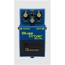 Boss BD-2W Waza Craft Blues Driver Compact Effects Pedal