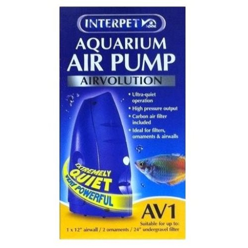 Aquarium Air Pump Air Volution Av1