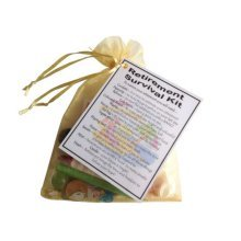 Retirement Survival Kit Gift | Retiring Keepsake Gift