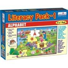 Creative Pre-school Literacy Pack 2 Game - Cre1009 Preschool -  cre1009 creative preschool literacy pack 2
