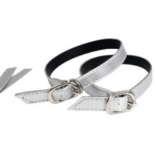 Silver Color Shoe Straps with Buckle for High Heel