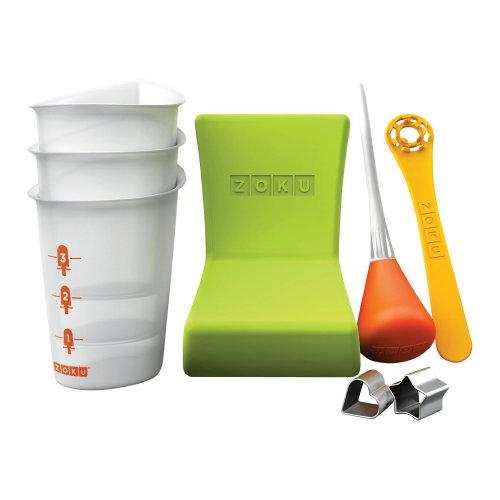 ZOKU Tools Kit - make unique ice pops