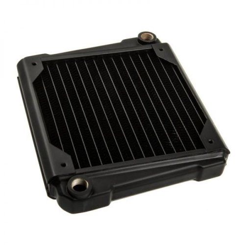 Black Ice Nemesis Radiator GTS XFlow - Black
