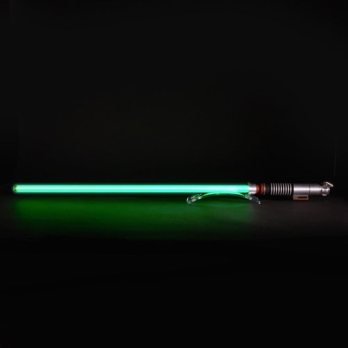 Star Wars The Black Series | Green Luke Skywalker Force FX Lightsaber