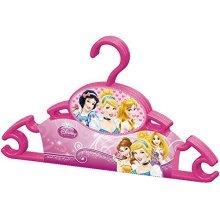 St197 - Childrens Hangers - Disney Princess -  st197 childrens hangers princess