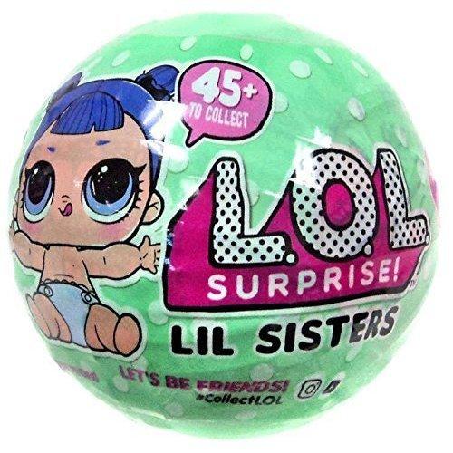 LOL Surprise Lil Outrageous Little Sisters Series 2 Lets Be Friends Wave 2