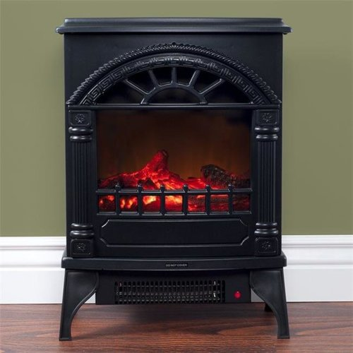 Northwest 80-WSD012 Freestanding Electric Log Fireplace