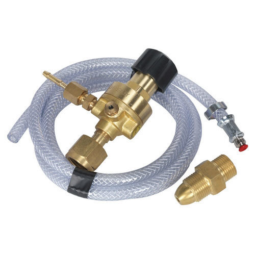Sealey REG/KIT/MZ MIG Gas Regulator Kit No Gauge Regulator Industrial