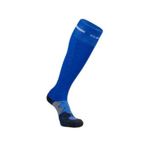 Outdoor Non-Slip Football Socks Blue Thickening Socks For Children