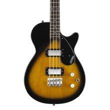 Gretsch G2224 Junior Jet Bass II, Tobacco Sunburst, Rosewood Fingerboard