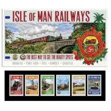 Isle of Man Railways Presentation Pack