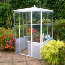 DIY Steel PVC Patio house Summer House Greenhouse