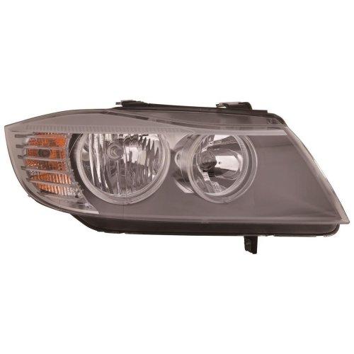 Bmw 3 Series E90 2008-2012 Headlight Headlamp Drivers Side O/s
