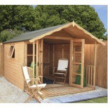 12x8 - Premium T&g-Summerhouse