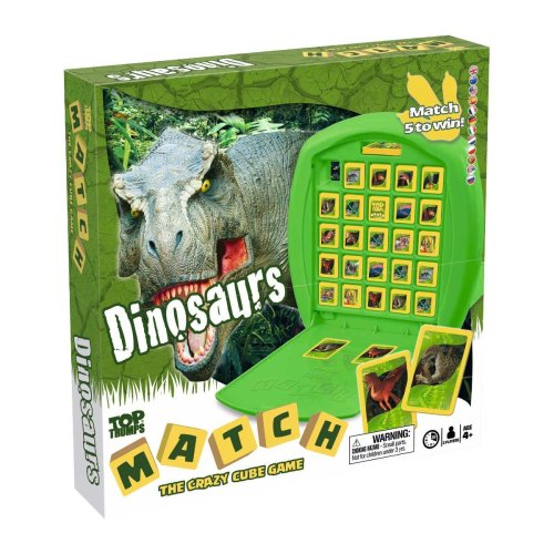 Top Trumps Match - Dinosaurs Board Game