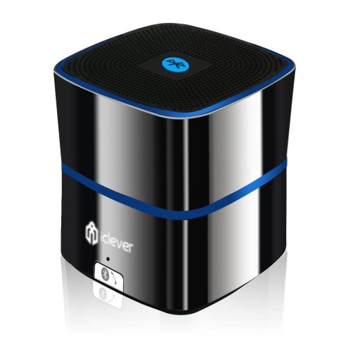 Bluetooth Speakers, iClever Mini Portable Travel Speaker