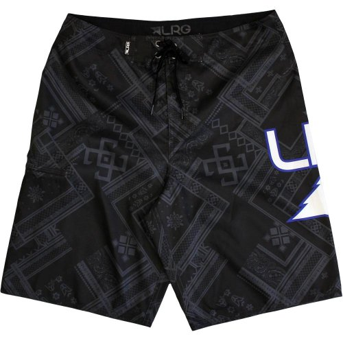 Lrg Icon Mens Board shorts Dark Charcoal