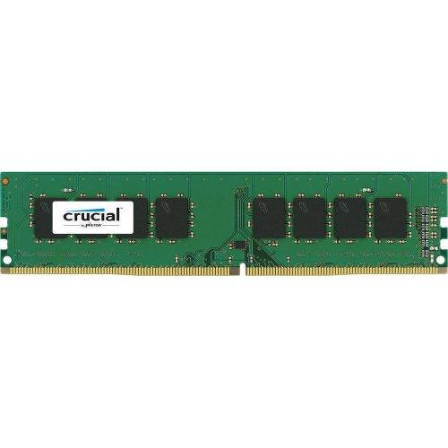 Crucial 4Gb DDR4 2400MHz CL17 Memory Module