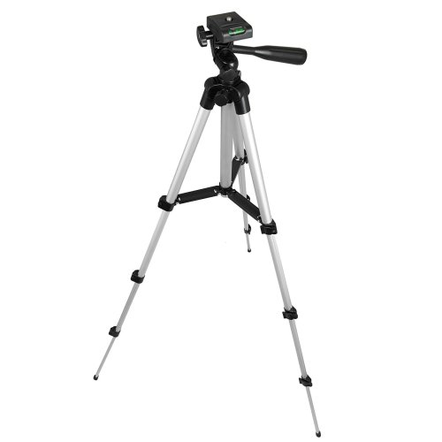 Lightweight Universal Portable Camera Tripod Stand With Carry Case. 103cm