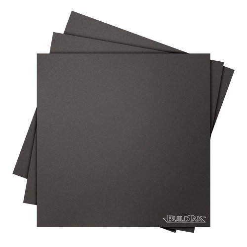 "BuildTak BT10X10-3PK 3D Printing Build Surface 10"" x 10"", 254 mm x 254 mm Square"