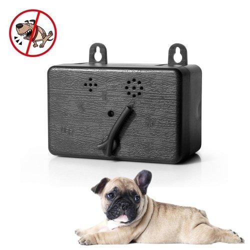 Pawaca 2018 Newly Upgraded Ultrasonic Dog Bark Control - 50 Feet Effective, 100% Pet & Human Safe Cute Alarm Clock Shape Anti Barking Device...