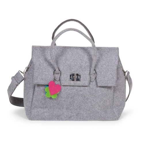 CHILDWOOD Nursery Bag Felt Light Grey CCFNB